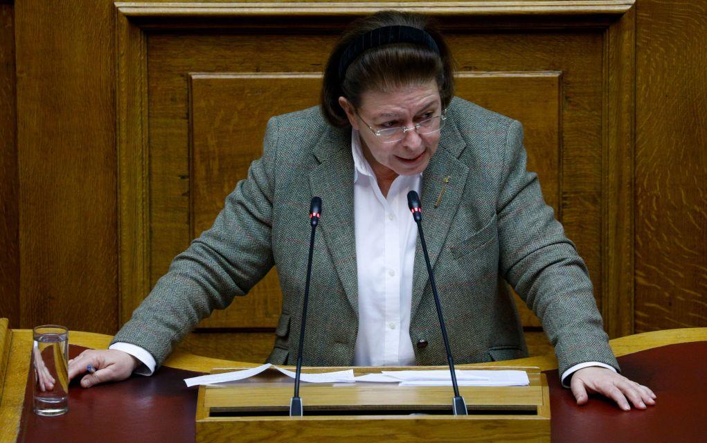 Βουλή : Εντονη αντιπαράθεση για τα αρχαία του σταθμού Βενιζέλος και τον τύμβο των Σαλαμινομάχων