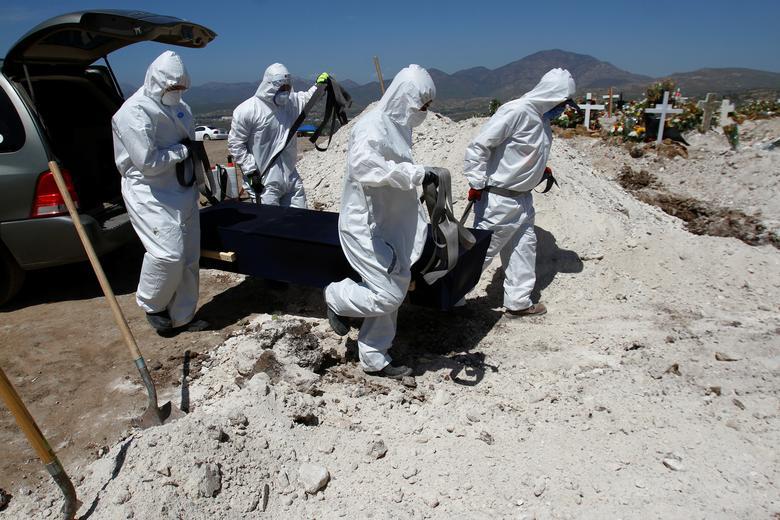 Βόμβα στο Μεξικό : Οι θάνατοι από κοροναϊό μπορεί να είναι και κατά 50.000 περισσότεροι