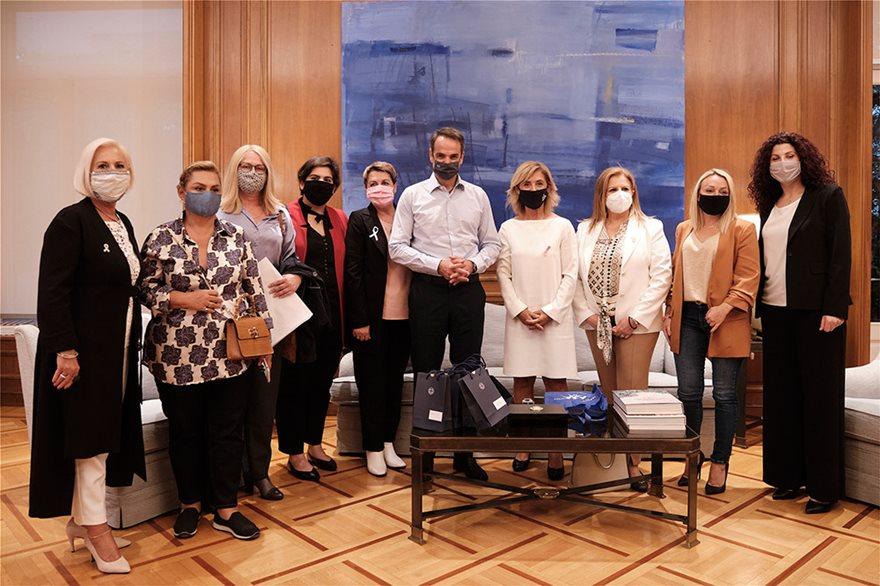 Μητσοτάκης : Δωρεάν πρόγραμμα μαστογραφίας για όλες τις γυναίκες άνω των 49 ετών