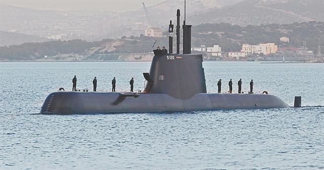 Τα υποβρύχια που κάποτε «έγερναν» τώρα είναι το καμάρι των Ενόπλων Δυνάμεων