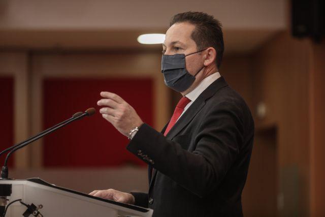Πέτσας : Ο Τσίπρας επικροτεί τις επιθέσεις στον Σωτήρη Τσιόδρα ;