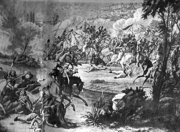 Μεσολόγγι : Ο αποκλεισμός και η πρώτη πολιορκία των Ελλήνων από τους Οθωμανούς