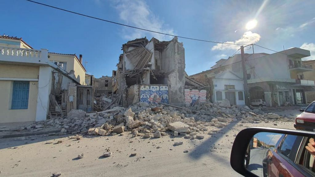 Σεισμός : Συλλυπητήρια της Κατερίνας Σακελλαροπούλου – Η ανθρώπινη τραγωδία δεν γνωρίζει σύνορα