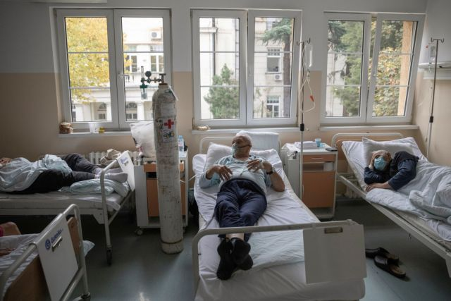 Κοροναϊός : Νέο αρνητικό ρεκόρ στη Σερβία με 1.817 κρούσματα