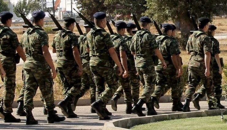 Αυξάνεται στους 12 μήνες η θητεία στο στρατό ξηράς – Από πότε θα ισχύσει