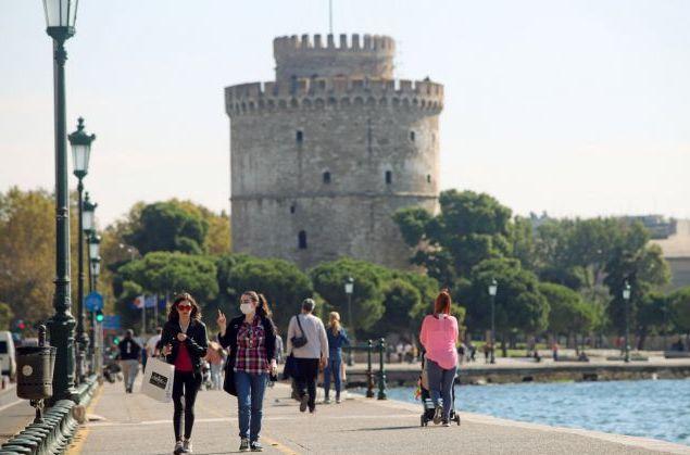 Κοροναϊός : Εφιαλτικά τα νούμερα για τη Θεσσαλονίκη – 2 στα 10 κρούσματα στη συμπρωτεύουσα –Βελτίωση στην Αττική
