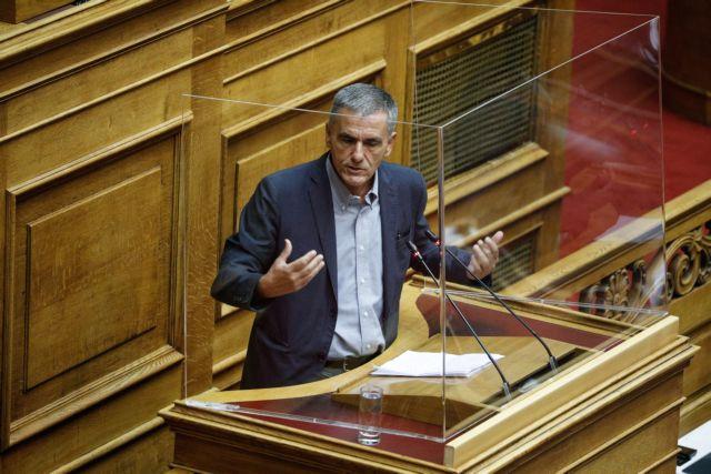 Τσακαλώτος : Έγιναν πλειστηριασμοί επί ΣΥΡΙΖΑ, αλλά όχι α' κατοικίας
