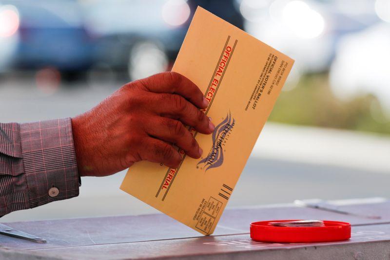 Ρεκόρ στις ΗΠΑ : Εχουν ψηφίσει εκ των προτέρων 59.000.000 Αμερικανοί
