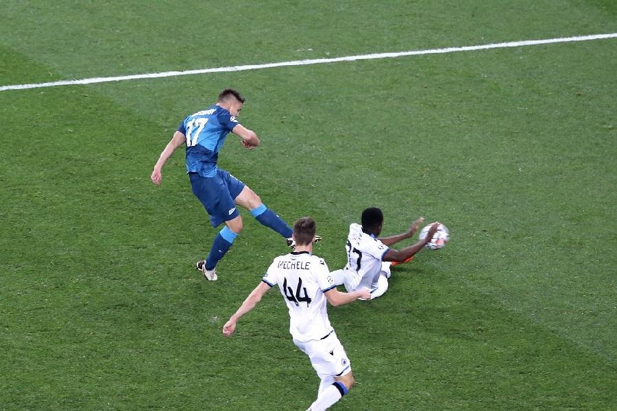 Μεγάλο «διπλό» της Μπριζ στην Ρωσία (2-1)