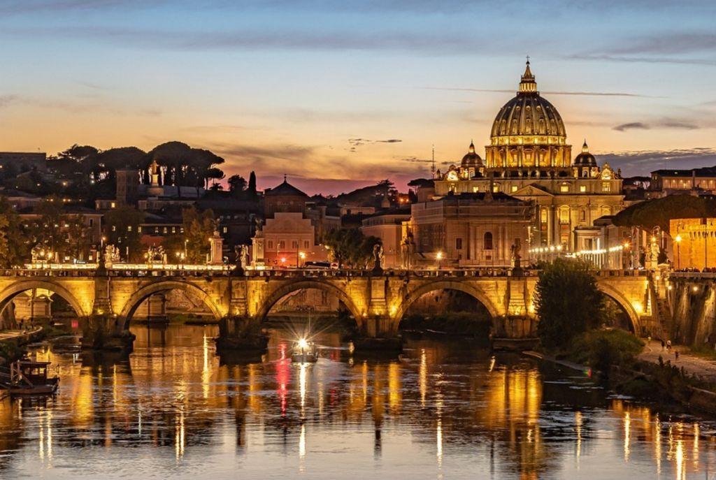 Ρώμη : Εικόνες από τη μαγευτική πρωτεύουσα τις Ιταλίας που θα σας ενθουσιάσουν