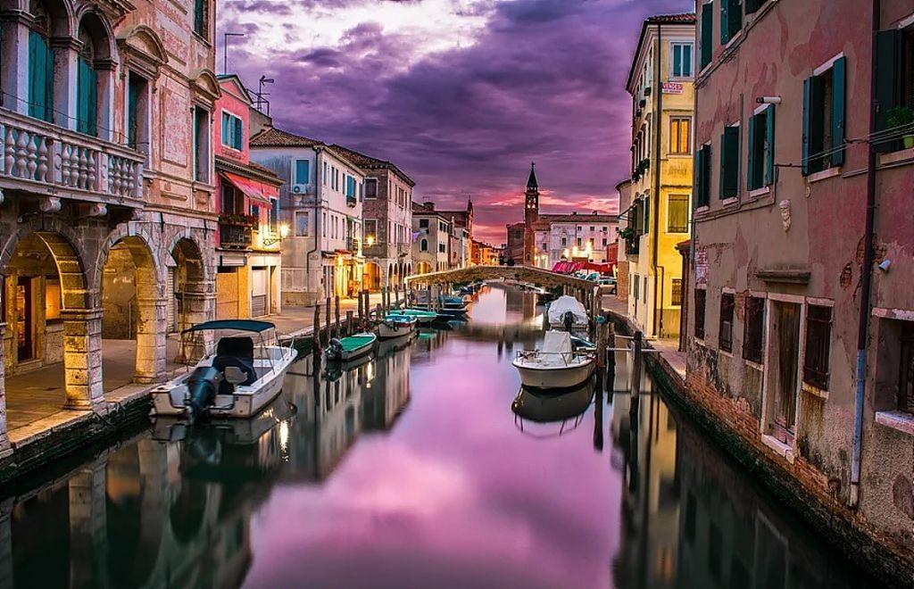 Βενετία : Η πόλη που προξενεί δέος σε κάθε επισκέπτη της - Φώτο | in.gr