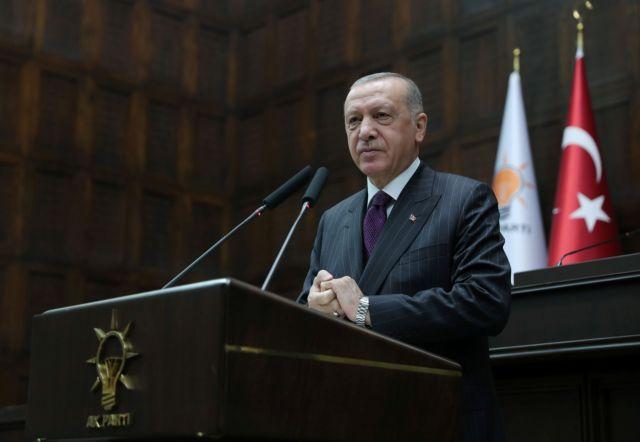 Ερντογάν: Αυτός ο αιώνας της Τουρκίας θα λάμψει περισσότερο
