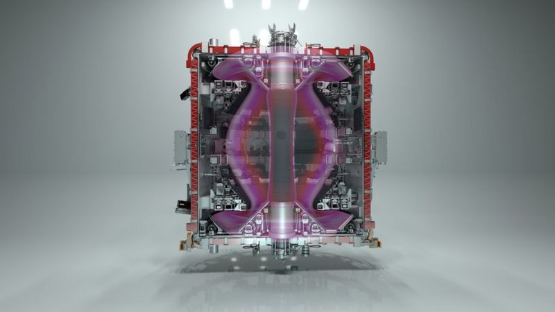 Πειραματικός αντιδραστήρας σύντηξης μπήκε στην πρίζα στη Βρετανία