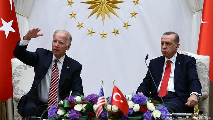 Deutsche Welle: Κυρώσεις στην Τουρκία από τον μελλοντικό πρόεδρο Μπάιντεν;