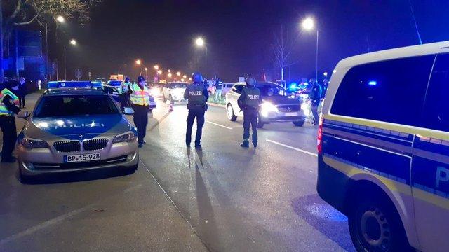 Γερμανία : Επίθεση με μαχαίρι στην πόλη Ομπερχάουζεν – Αναφορές για πολλούς τραυματίες