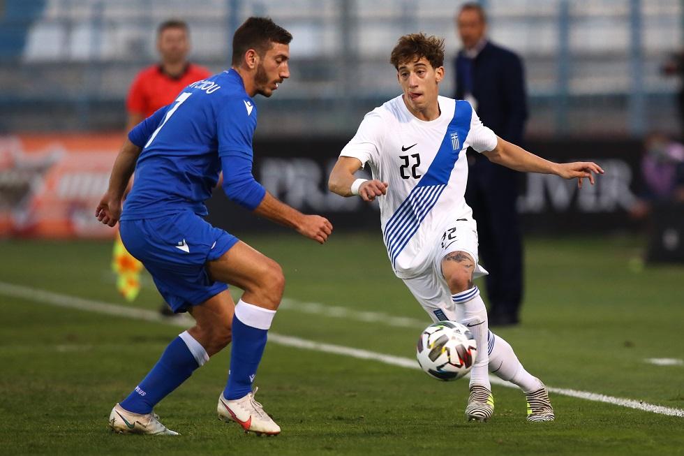 Στον… αέρα το παιχνίδι της Εθνικής με την Σλοβενία
