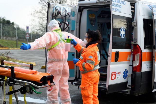 Κοροναϊός : Βρέθηκαν νέες μεταλλάξεις του ιού στη Σιβηρία