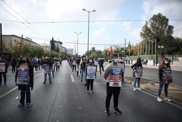 Πολυτεχνείο : Παρέμβαση του ΚΚΕ στην Αμερικάνικη Πρεσβεία