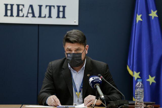 Κοροναϊός : Χωρίς Χαρδαλιά η σημερινή ενημέρωση στο υπ. Υγείας