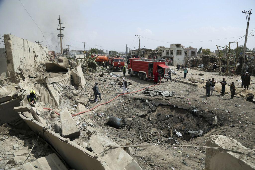 Νέο μακελειό στο Αφγανιστάν : Σκοτώθηκαν 8 άμαχοι από όλμο – Παιδιά ανάμεσά τους
