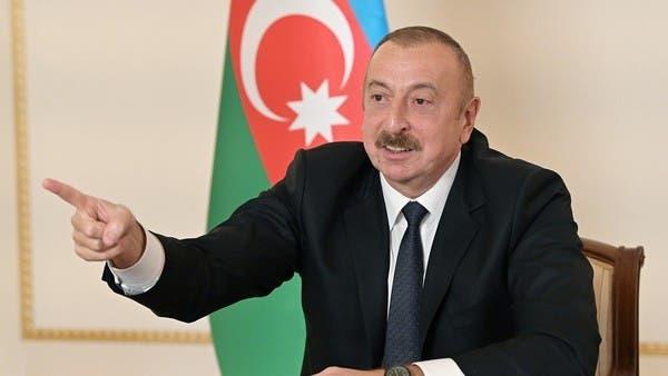 aliyev azerbaijan armenia