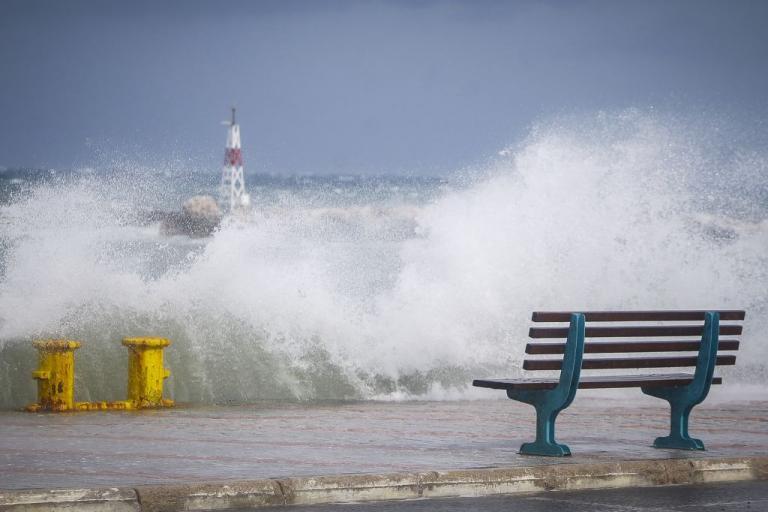 Καιρός : Βροχές και ισχυροί άνεμοι - Σε ποιες περιοχές θα βρέξει   in.gr