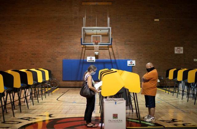 Προεδρικές εκλογές ΗΠΑ : Στην Καλιφόρνια ψήφισαν και για την «πρόταση 17»