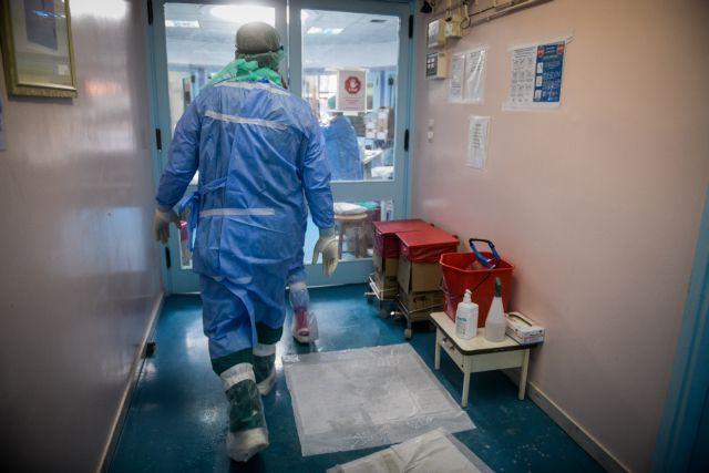 Κοροναϊός : Στα 1.914 τα νέα κρούσματα και 35 νεκροί – 228 οι διασωληνωμένοι