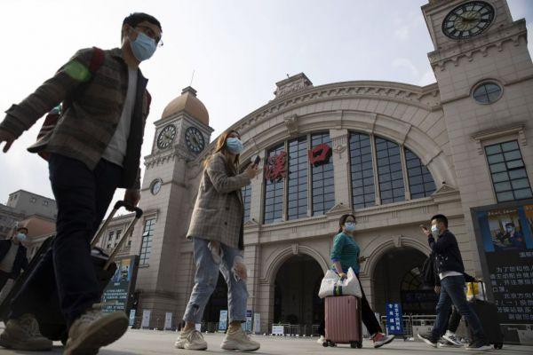 Κίνα : 3 εγχώρια κρούσματα, 15 εισαγόμενα και 17 ασυμπτωματικοί φορείς το τελευταίο 24ωρο