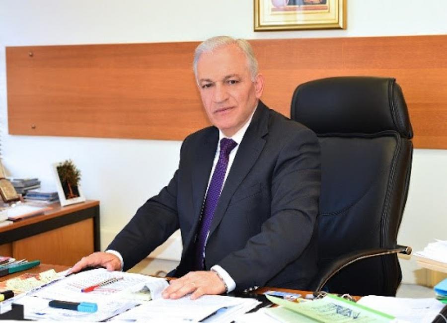 Θετικός στον κοροναϊό ο δήμαρχος Αμπελοκήπων-Μενεμένης