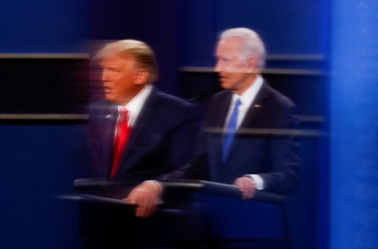 Εκλογές ΗΠΑ : Η εκστρατεία για Τραμπ και Μπάιντεν μέσα από 50 μοναδικές φωτογραφίες