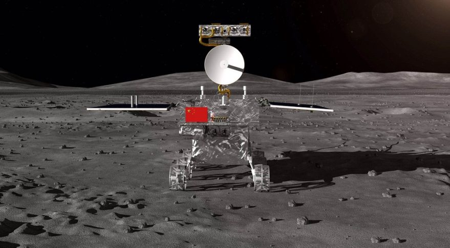 Chang'e 5 : Εκτοξεύθηκε προς τη Σελήνη η ιστορική ρομποτική αποστολή της Κίνας
