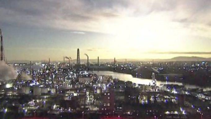 Ιαπωνία: Φλεγόμενος μετεωρίτης «φώτισε» τον ουρανό