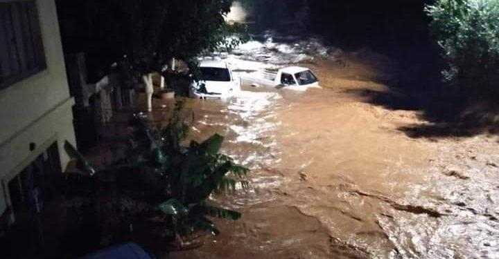 Κακοκαιρία στην Κρήτη : Πλημμύρες στη Χερσόνησο   in.gr