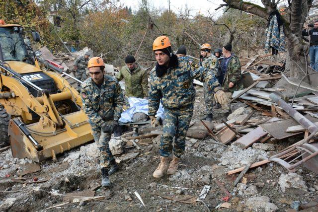 Ναγκόρνο Καραμπάχ : Σφοδρές μάχες στα περίχωρα μιας στρατηγικής πόλης
