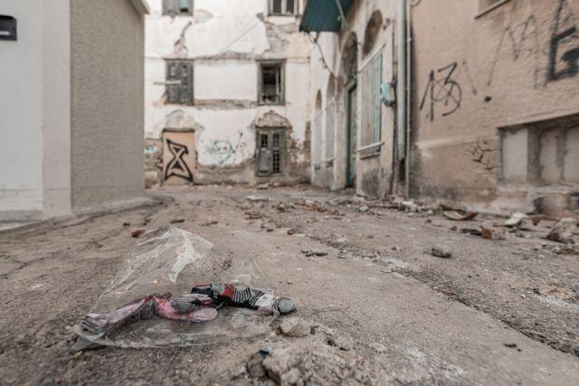 Σεισμός στη Σάμο: Συνεχίζεται η καταγραφή των ζημιών – 300 μη κατοικήσιμες κατοικίες
