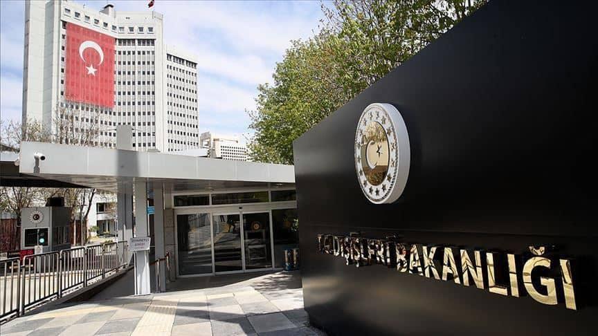 Απάντηση τουρκικού ΥΠΕΞ στην Ελλάδα : Αφήστε τις δηλώσεις και ελάτε για διάλογο