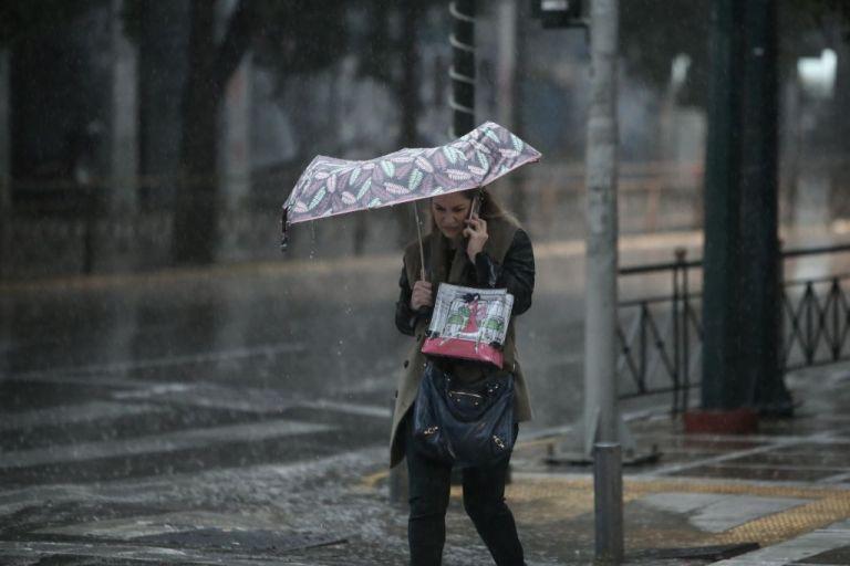 Νέο έκτακτο δελτίο επιδείνωσης του καιρού – Ερχονται βροχές και καταιγίδες