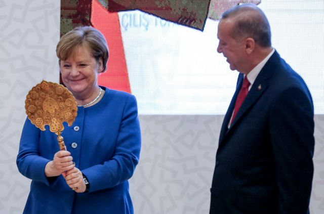 Σύνοδος Κορυφής : Το Βερολίνο κατεβάζει τον πήχη των προσδοκιών για κυρώσεις στην Άγκυρα