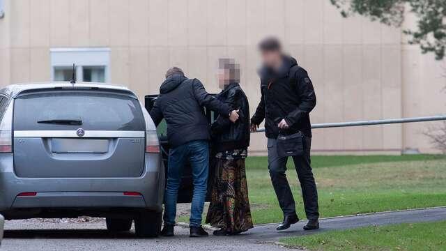 Σουήδια : Ελεύθερη η 70χρονη που κρατούσε έγκλειστο τον γιο της για 28 χρόνια