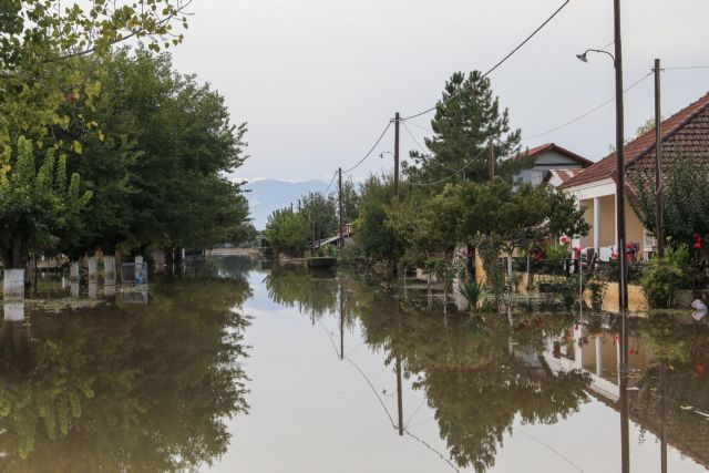 Καραμανλής : Ξεκινά η διαδικασία για έργα αποκατάστασης των ζημιών από τον «Ιανό» ύψους 150 εκατ. ευρώ στην Θεσσαλία