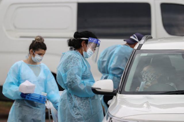 Ερευνα: Πιο επικίνδυνος από τη γρίπη ο κοροναϊός