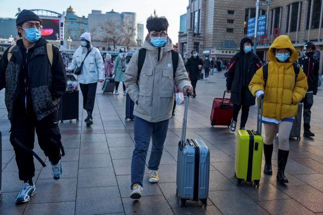 Κίνα : Το μεταλλαγμένο στέλεχος του κοροναϊού εντοπίστηκε στη χώρα