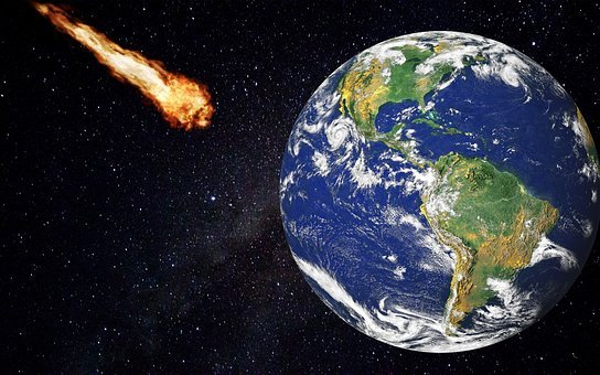 NASA : Αστεροειδής διαμέτρου 200 μέτρων θα περάσει δίπλα από τη Γη τα Χριστούγεννα
