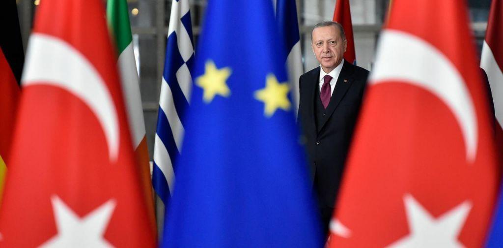 Σύνοδος Κορυφής : Άτολμη δείχνει η ΕΕ να επιβάλλει κυρώσεις αντίστοιχες των προκλήσεων της Τουρκίας