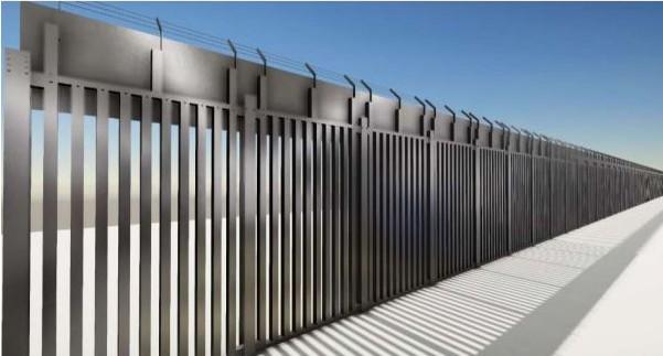 Εβρος : Προχωρούν με «ταχείς ρυθμούς» τα έργα για την κατασκευή του φράχτη (εικόνα)