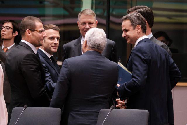 Σύνοδος Κορυφής : Κυρώσεις και εμπάργκο όπλων στην Τουρκία θα ζητήσει ο πρωθυπουργός