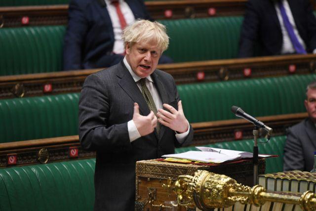 Τζόνσον για Βrexit : Κανένας πρωθυπουργός δεν θα δεχόταν τους όρους της ΕΕ