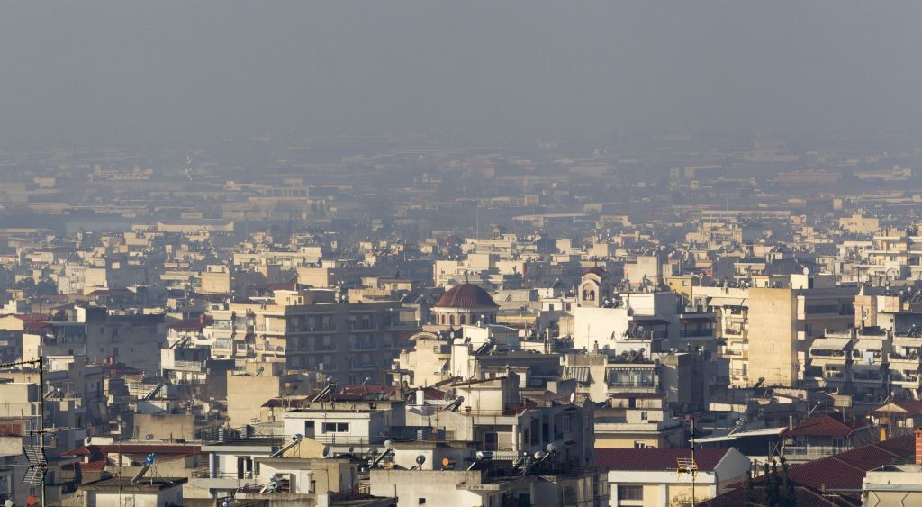 Στο Ευρωδικαστήριο η Ελλάδα για την ατμοσφαιρική ρύπανση της Θεσσαλονίκης