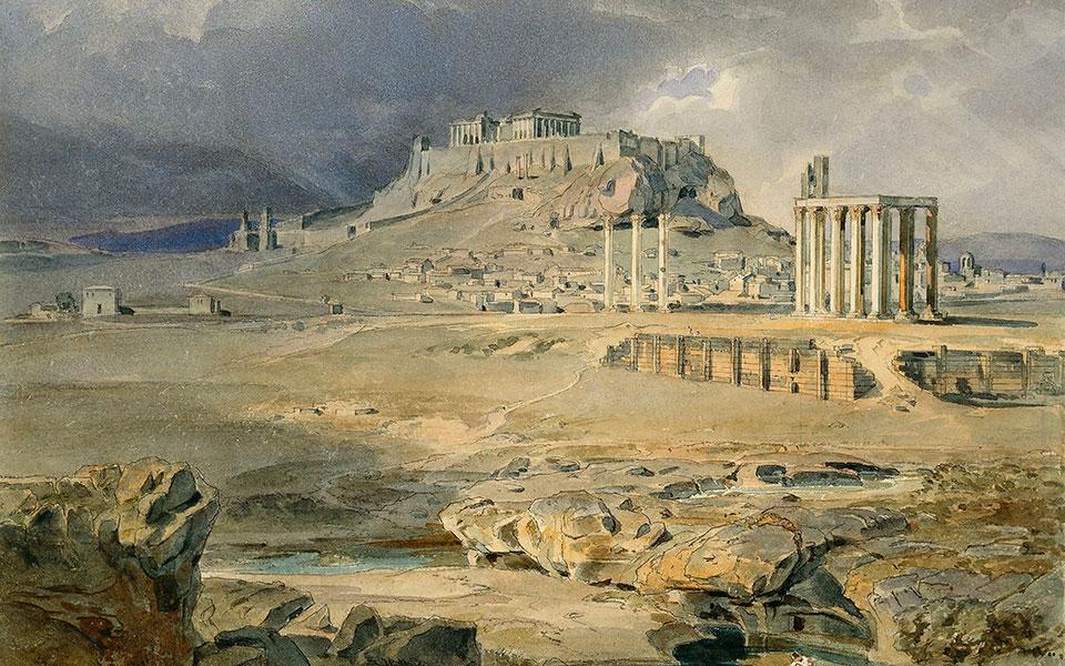 Πώς η Αθήνα έγινε πρωτεύουσα – Η κόντρα με το Ναύπλιο, ο Παρθενώνας και το «μισογκρεμισμένο χωριό»